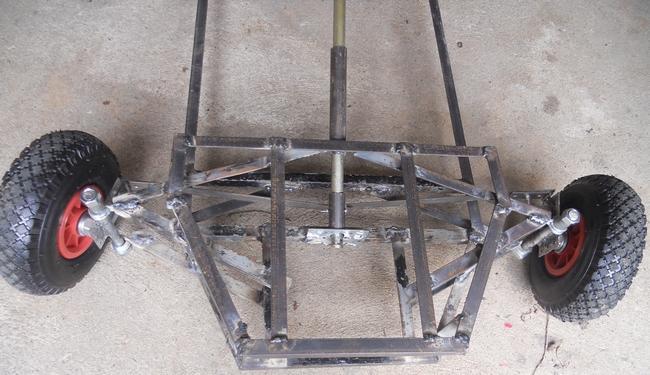 Gut bekannt Fabrication d'une caisse à savon XB38